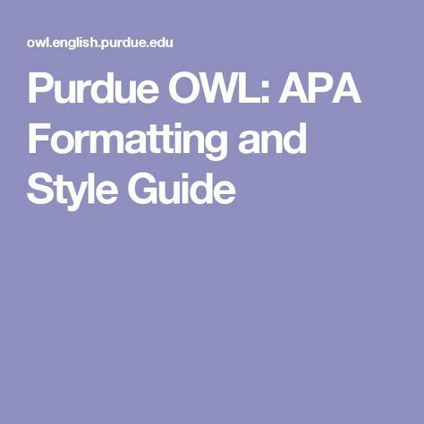 APA STYLE RESEARCH PAPER FORMAT - Lloyd Sealy Library